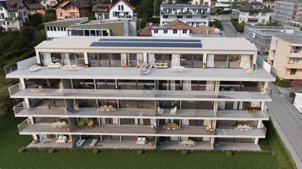 Appartement Corcelles-Cormondrèche  -  ref LotO-r�sidenceHorizon (picture 1)