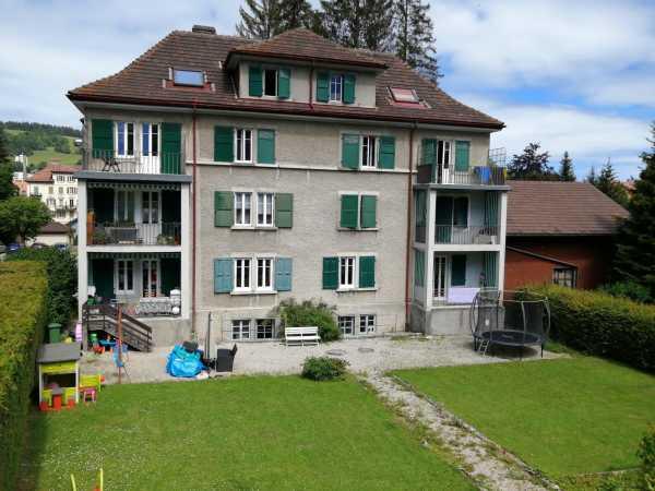 Appartement La Chaux-de-Fonds  -  ref BA-119442 (picture 1)