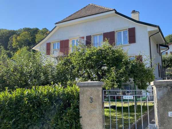Maison Neuchâtel  -  ref BA-119348 (picture 1)