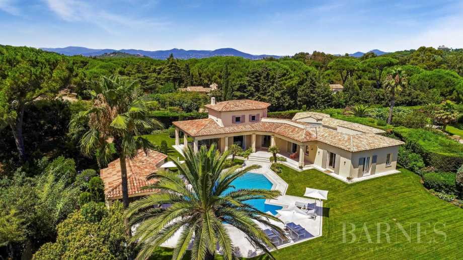 SAINT-TROPEZ - Salins aera - Magnificent villa near the beaches and the village picture 19