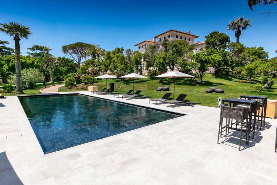 Golfe of Saint-Tropez - Gigaro - 11 bedrooms - Heated pool picture 19