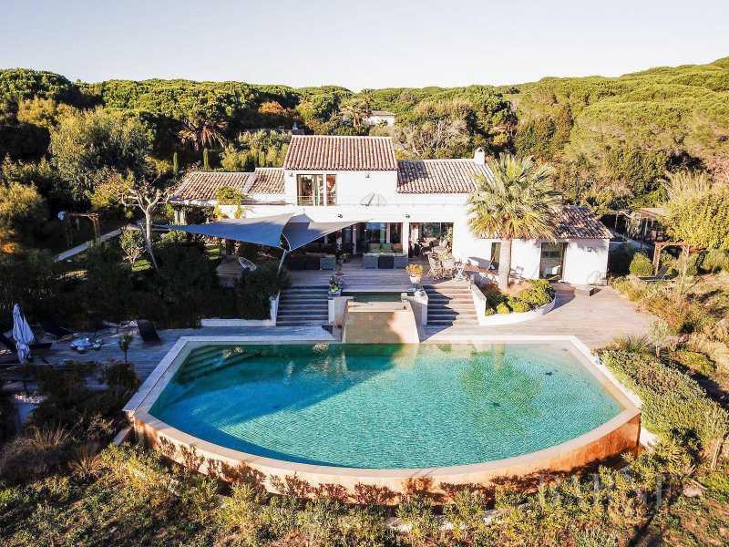 SAINT-TROPEZ - Beautiful villa near the beaches of La Moutte picture 19