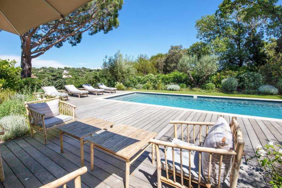 GRIMAUD - Villa moderne vue mer dans une résidence haut de gamme picture 19