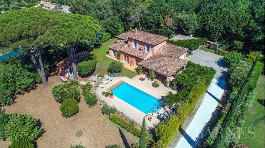 GASSIN - Provencal house with large flat land picture 19