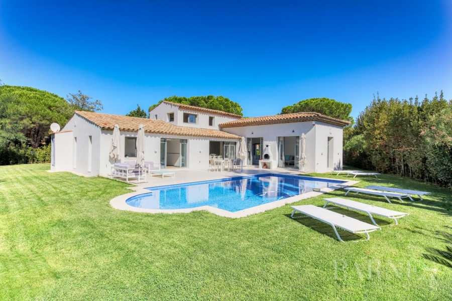 SAINT TROPEZ - SALINS - 300 m from the beach of Cannebiers - 4 bedrooms picture 19