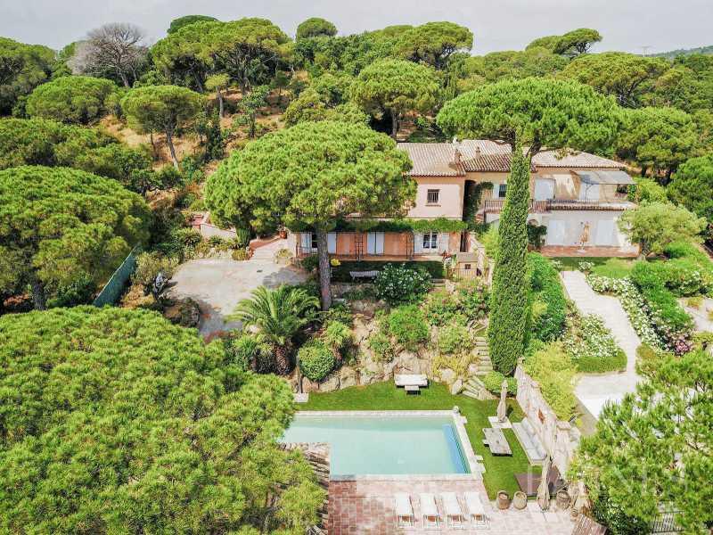 RAMATUELLE - Villa provençale, vue mer, proche de Saint Tropez picture 19