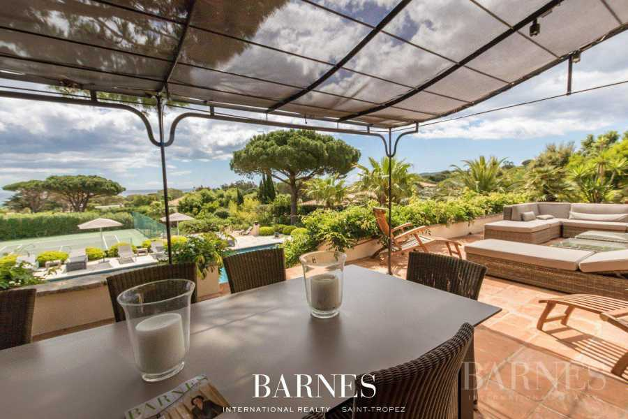 Ramatuelle - Pampelonne close to Club55 - 6 bedrooms - Piscine - Tennis picture 16