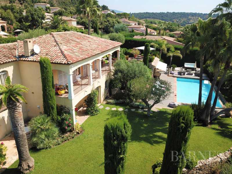 GRIMAUD - Beautiful villa with views of the countryside picture 10