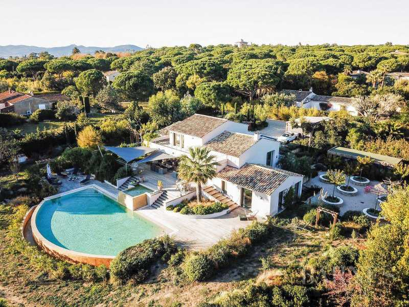 SAINT-TROPEZ - Beautiful new villa near the beaches of La Moutte picture 19