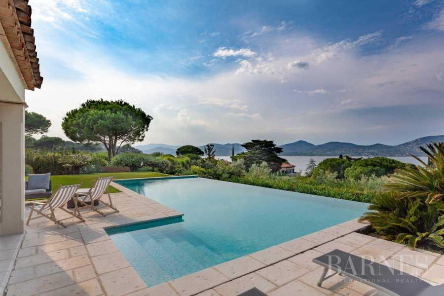 GASSIN - PANORAMIC VIEW SEA AND VILLAGE SAINT-TROPEZ picture 19