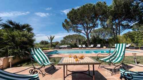 Villa Saint-Tropez  -  ref 2692398 (picture 1)