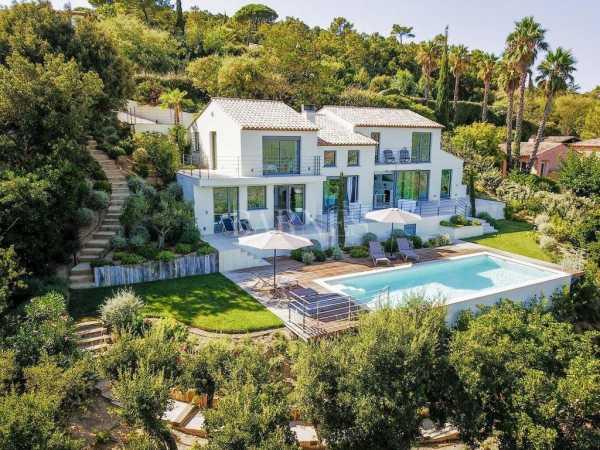 Villa Grimaud - Ref 3409189