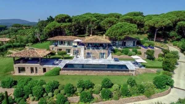 Villa Saint-Tropez - Ref 2213641