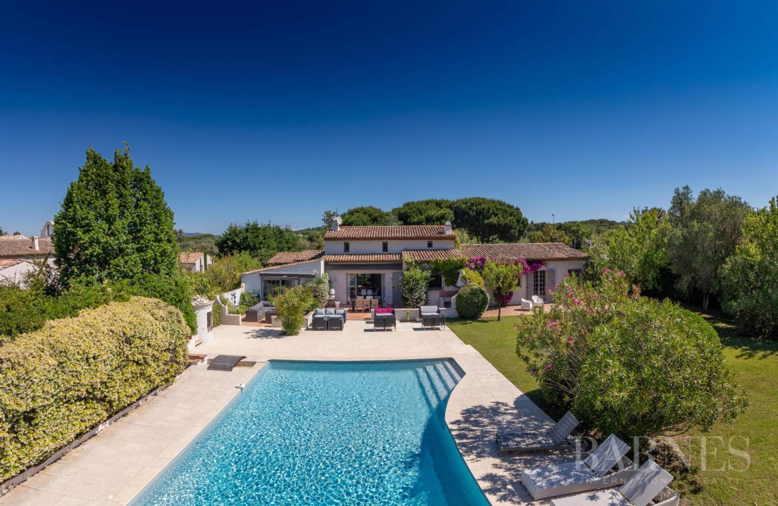 SAINT-TROPEZ - Les Salins / Canebiers - 7 bedrooms - Pool picture 1