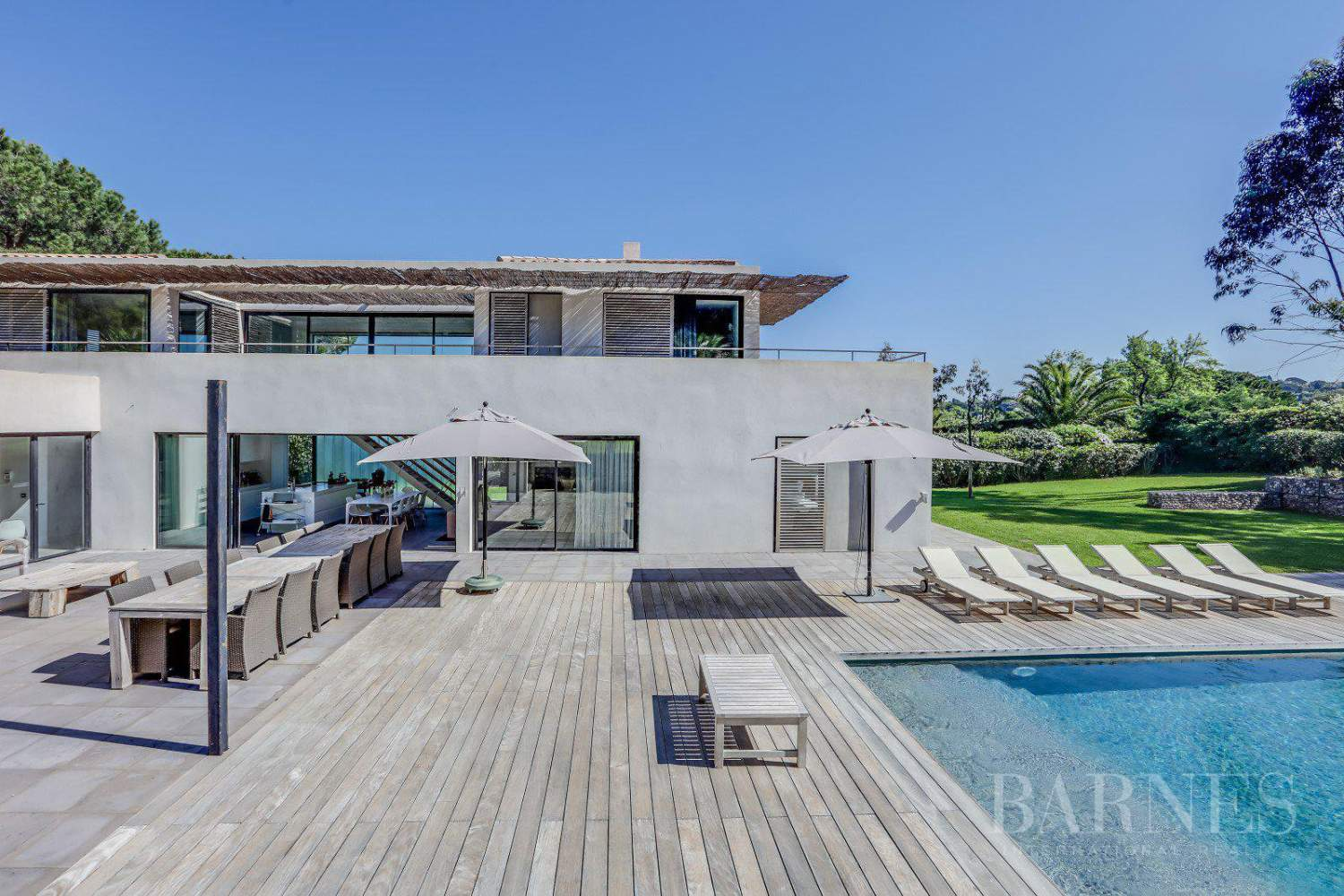 GASSIN - Contemporary villa near Saint-Tropez picture 1