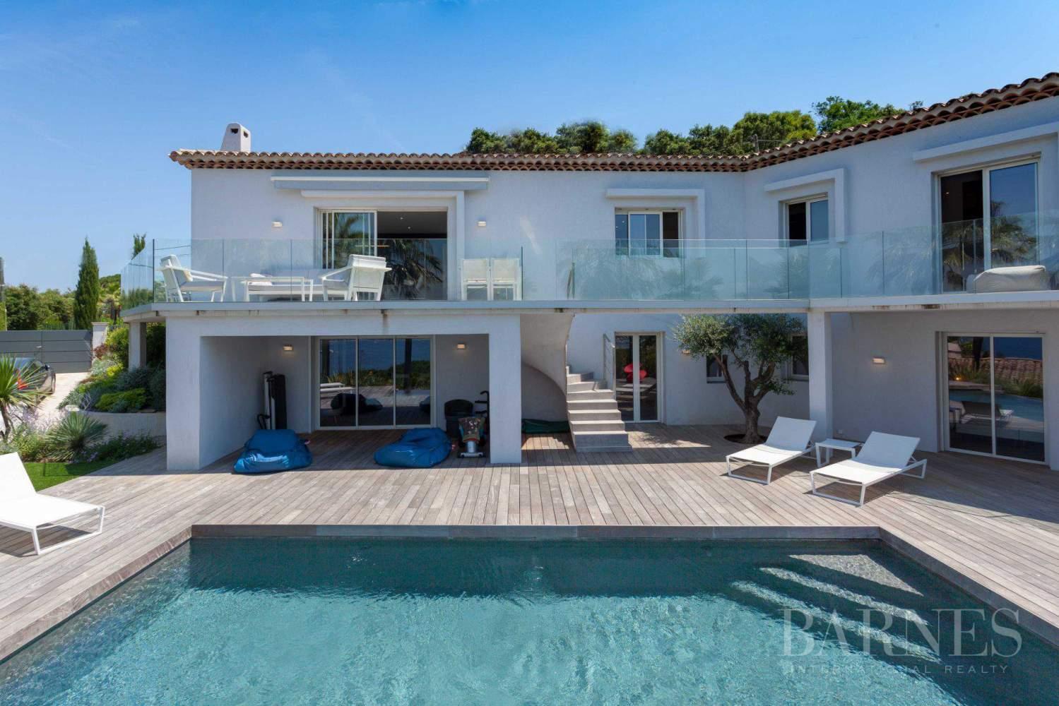 GASSIN - Maison contemporaine proche Saint-Tropez, vue mer picture 4