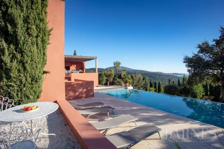 GOLFE DE SAINT-TROPEZ - GRIMAUD- Belle villa contemporaine vue mer picture 1