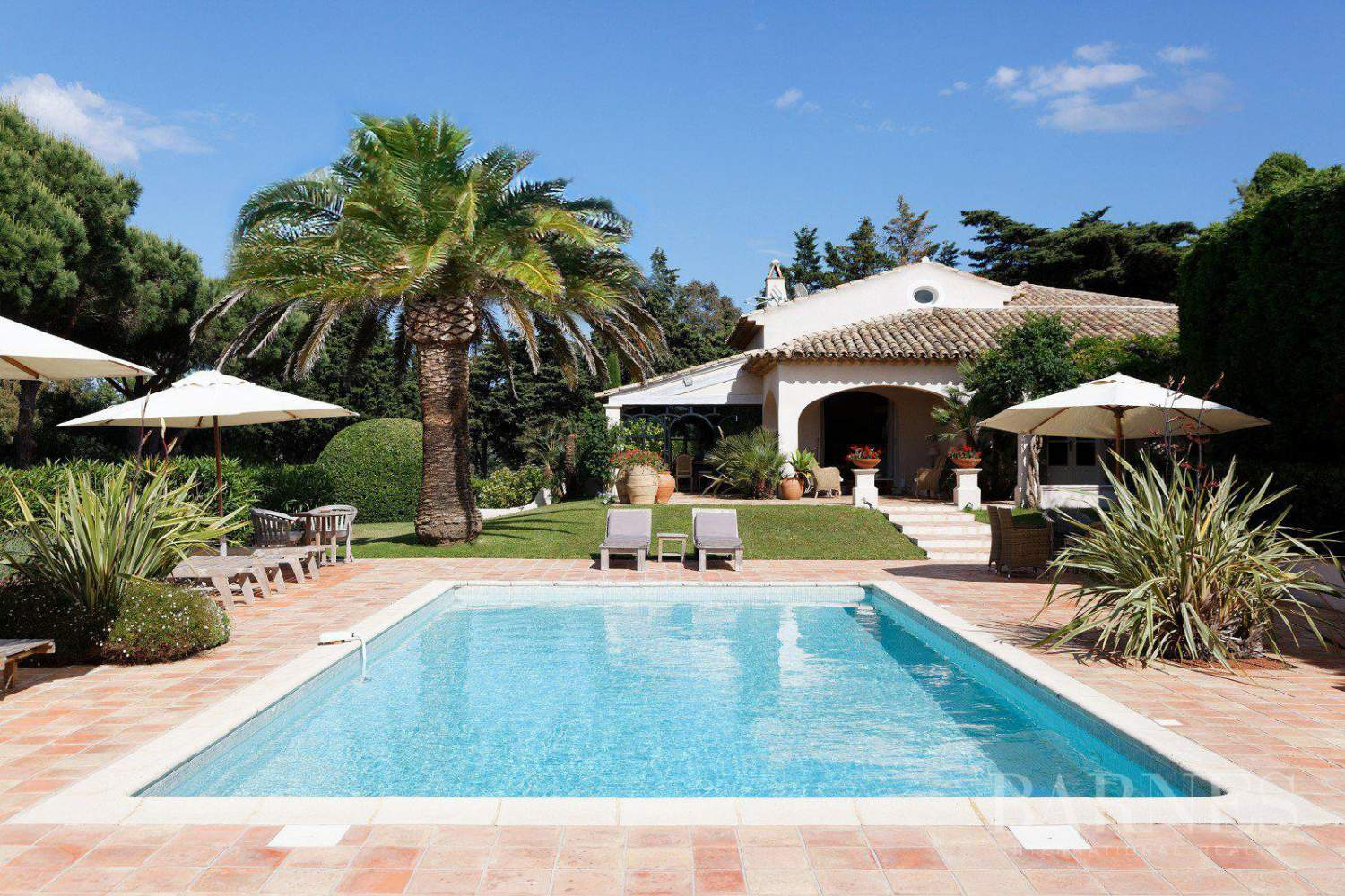 Saint-Tropez  - House 6 Bedrooms - picture 1