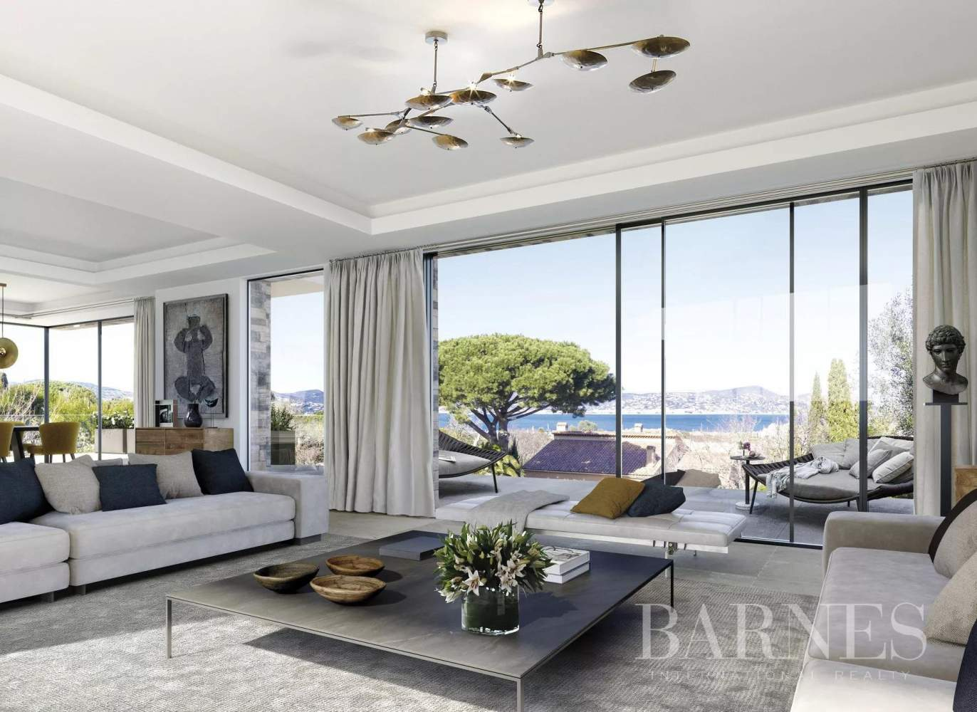 Saint-Tropez  - Building land  - picture 1