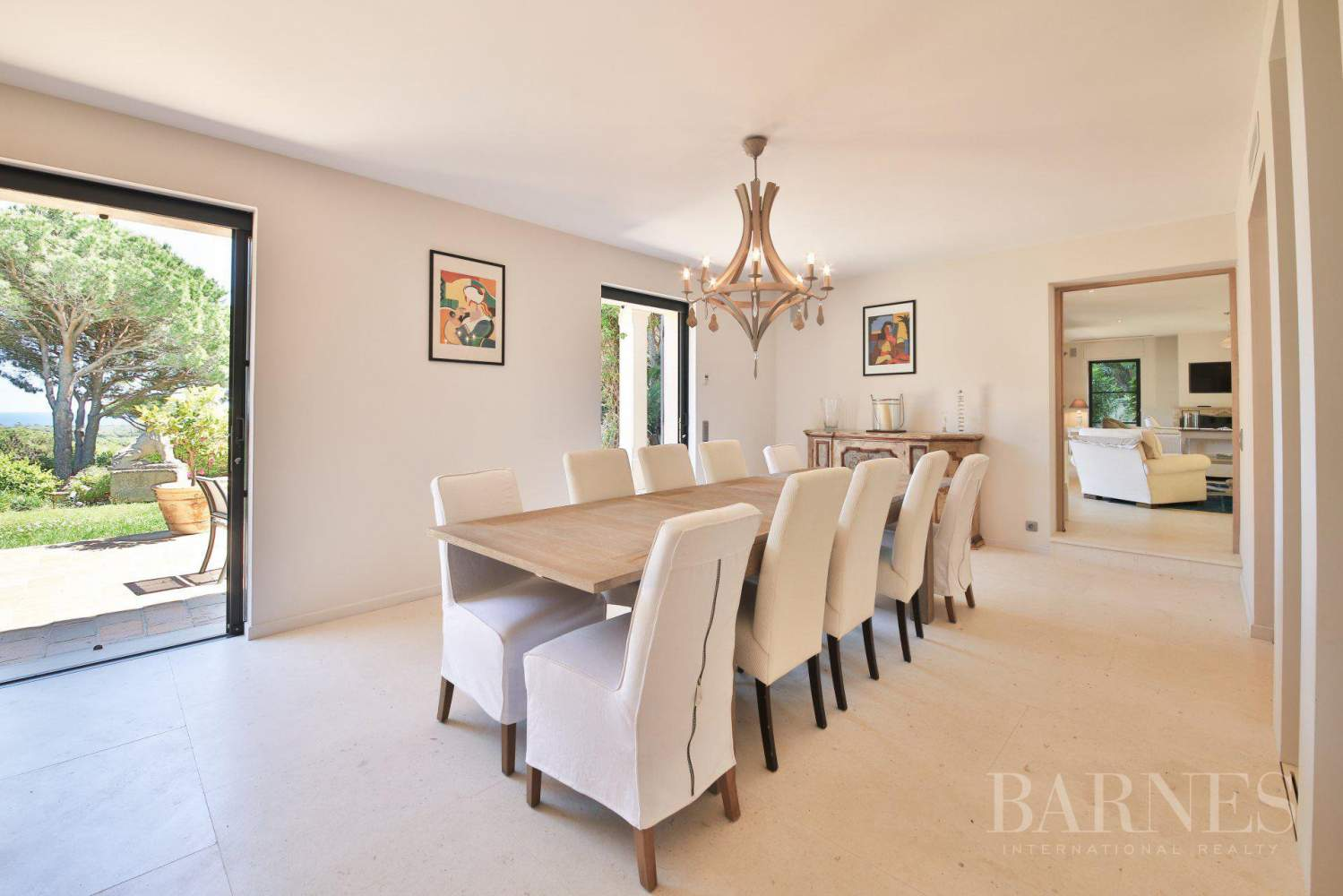 RAMATUELLE - Sea view - 6 bedrooms - Heated pool picture 10