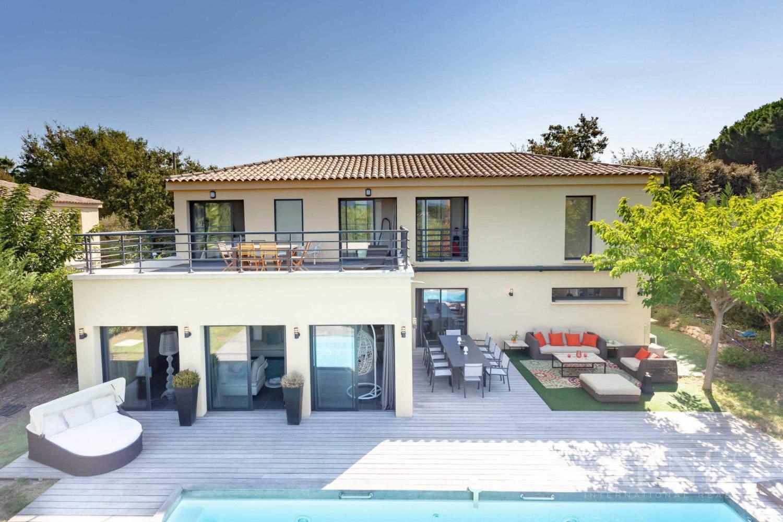 SAINT-TROPEZ - 4 chambres - Villa proche du village et des plages picture 1