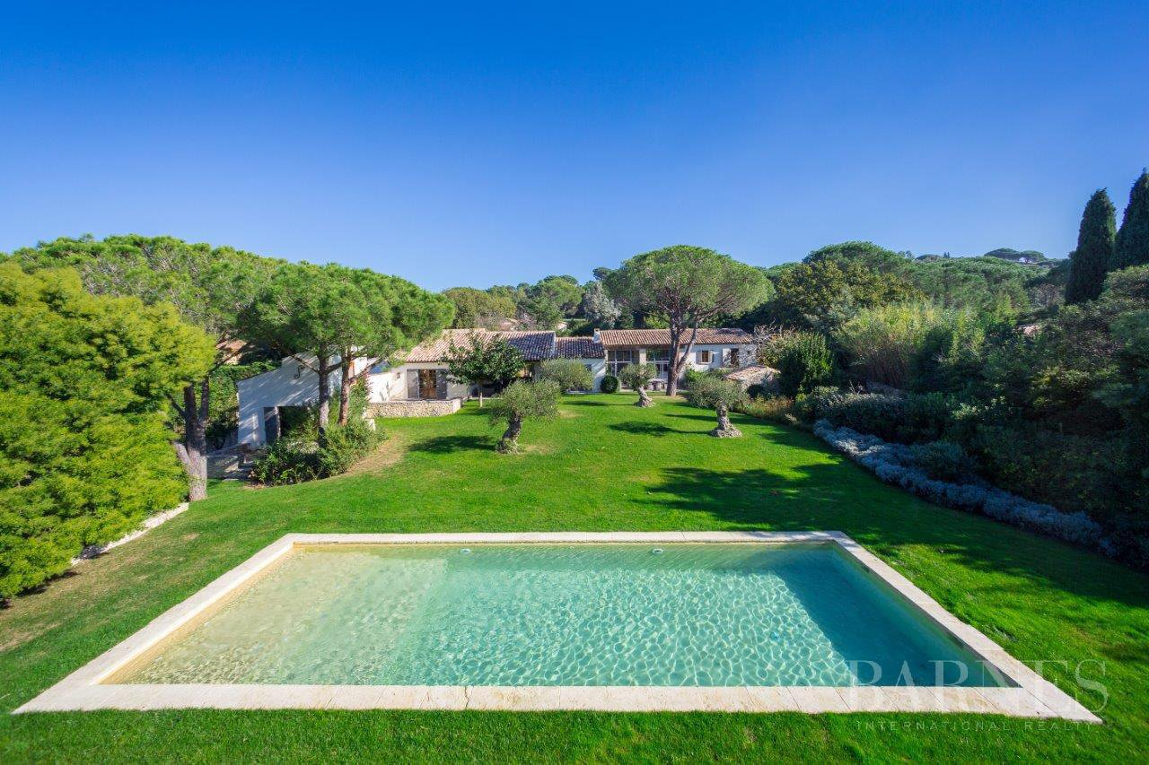 SAINT TROPEZ - CAPON / PINET - 6 CHAMBRES - PISCINE picture 1