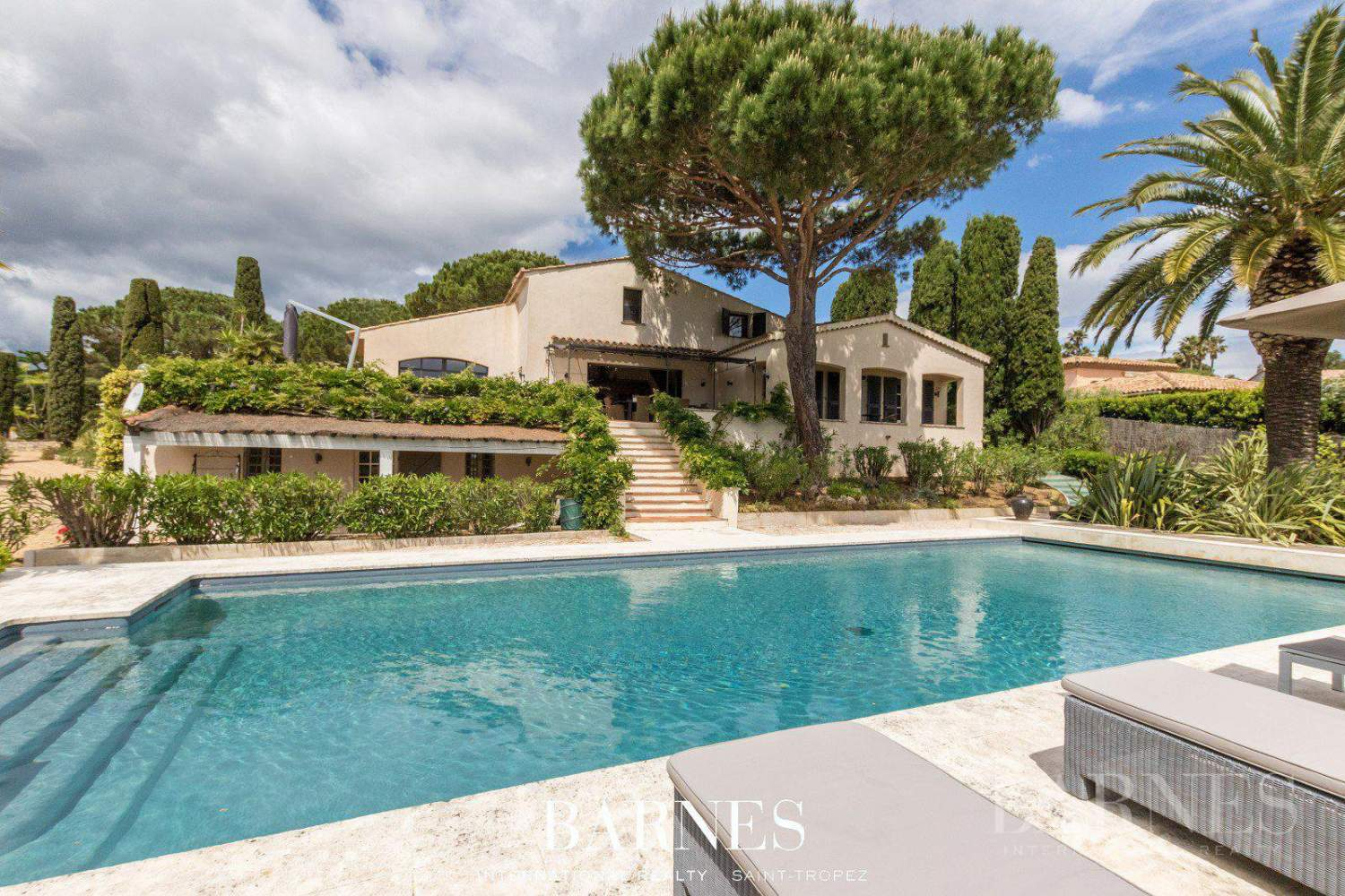 Ramatuelle - Pampelonne close to Club55 - 6 bedrooms - Piscine - Tennis picture 1