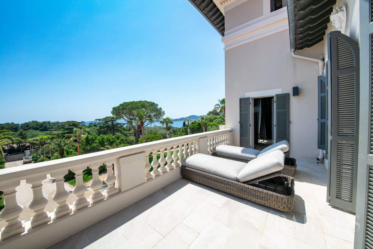 Golfe of Saint-Tropez - Gigaro - 11 bedrooms - Heated pool picture 16