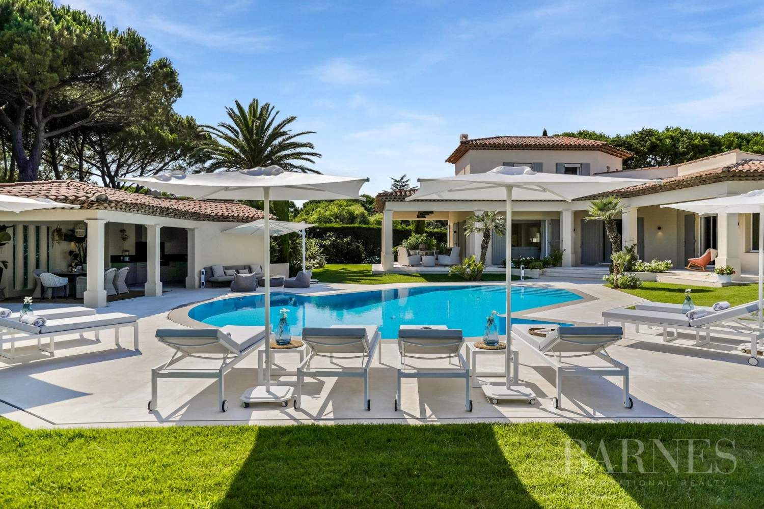 SAINT-TROPEZ - Salins aera - Magnificent villa near the beaches and the village picture 3