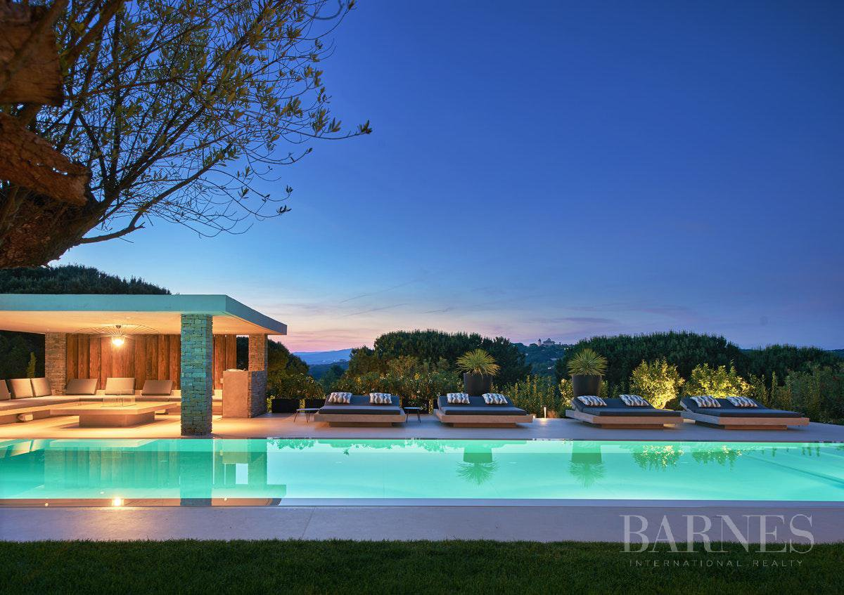 SAINT-TROPEZ - Les Salins - Contemporary 8 bedrooms villa picture 2