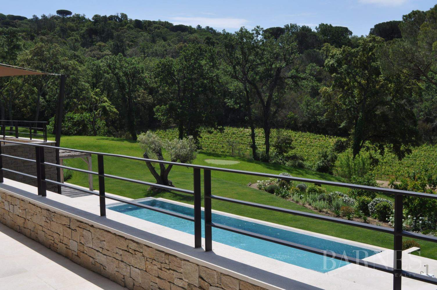 GASSIN - Villa 7 bedrooms - Infinity pool - Golf - Absolute calm and privacy picture 10