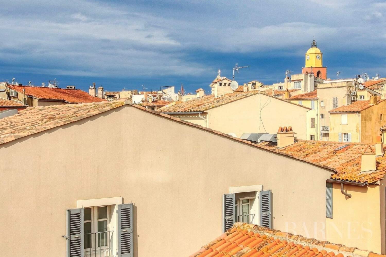 SAINT-TROPEZ - Place de la Garonne - Duplex en centre ville  avec terrasse tropézienne picture 3