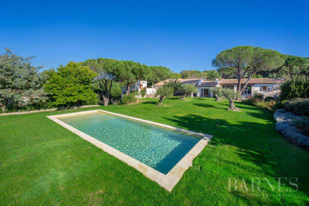 SAINT-TROPEZ - CAPON / PINET - 6 BEDROOMS - POOL picture 1