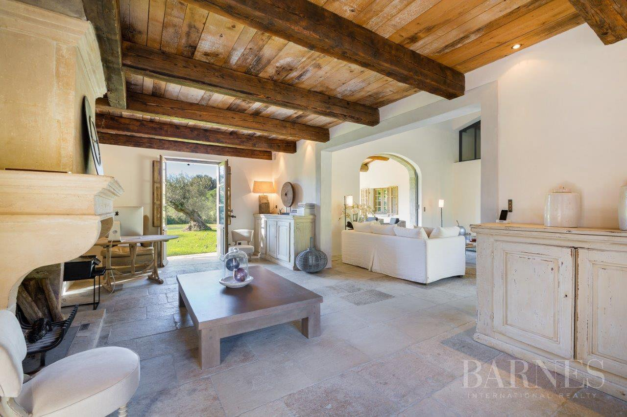 SAINT-TROPEZ - CAPON / PINET - 6 BEDROOMS - POOL picture 7