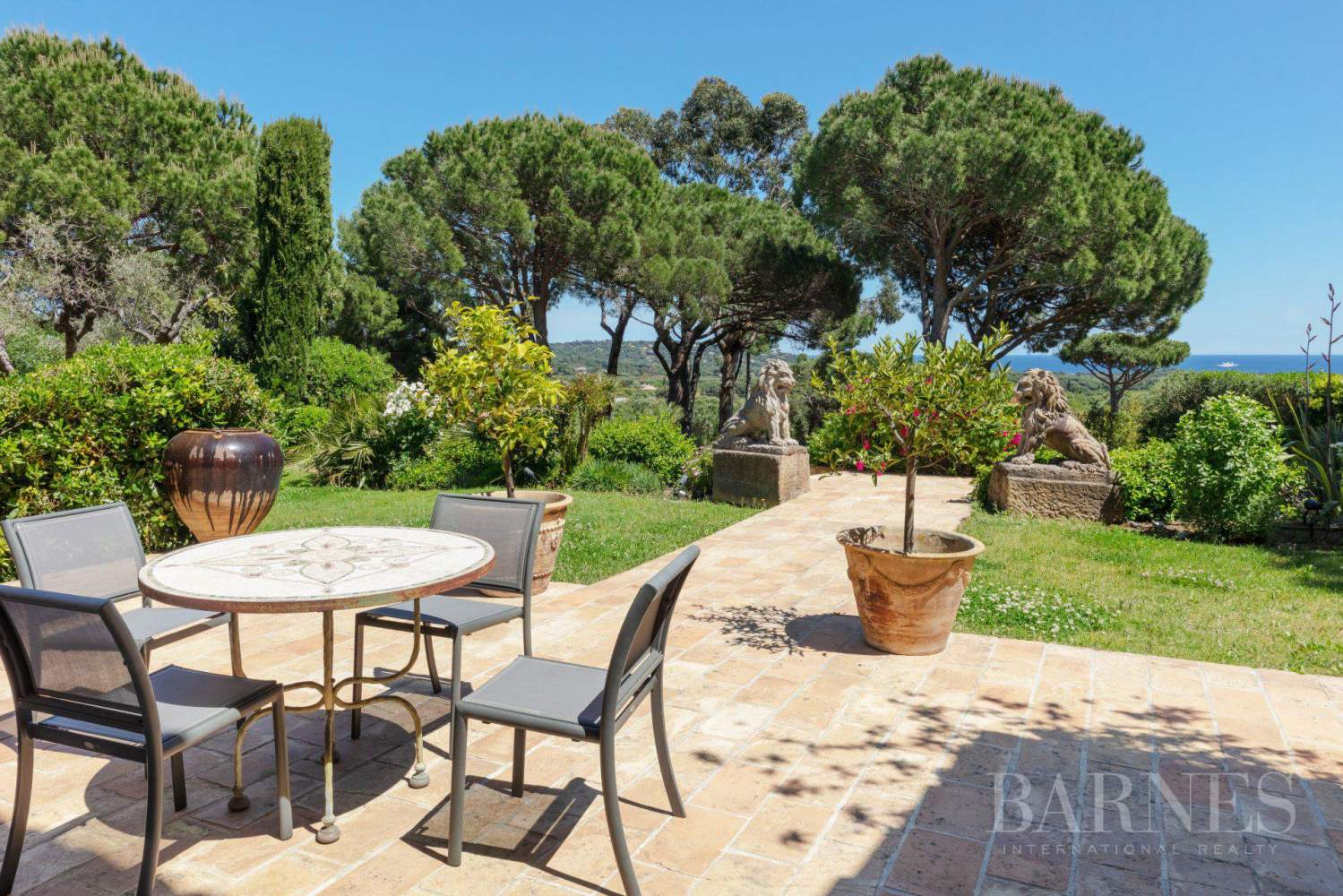 Ramatuelle - Sea view - 6 bedrooms - pool picture 6