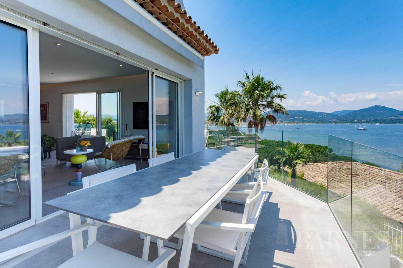 GASSIN - Contemporary house near Saint-Tropez, sea view picture 5