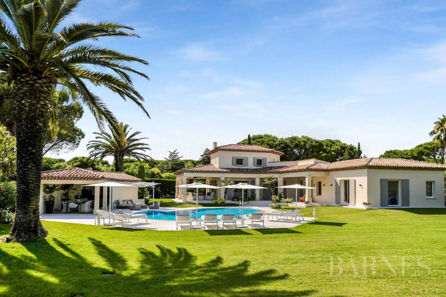 SAINT-TROPEZ - Salins aera - Magnificent villa near the beaches and the village picture 1