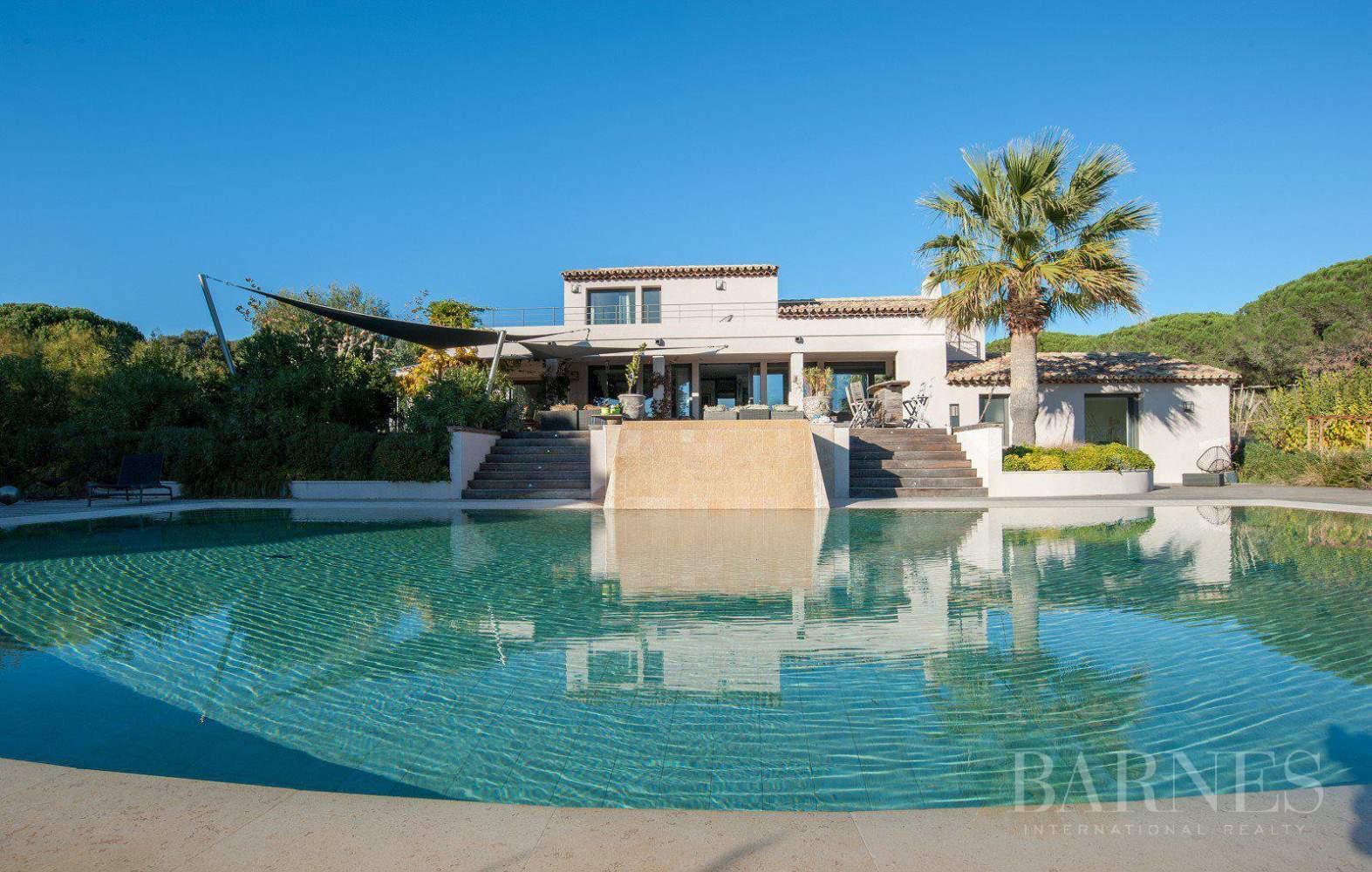 SAINT-TROPEZ - Beautiful villa near the beaches of La Moutte picture 2