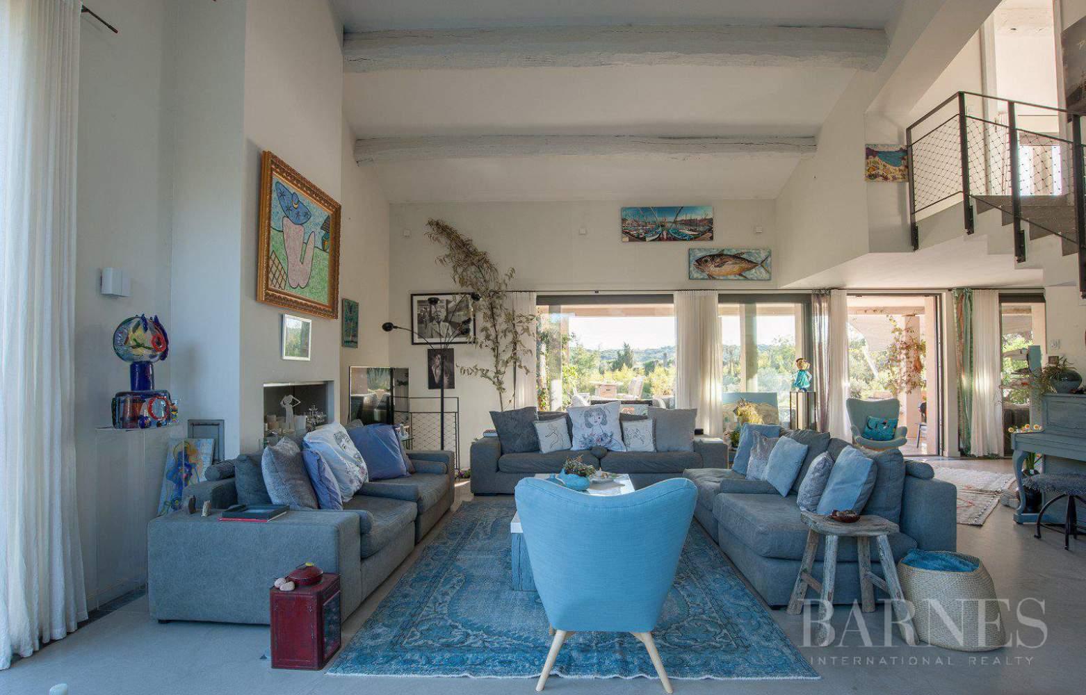 SAINT-TROPEZ - Beautiful new villa near the beaches of La Moutte picture 8