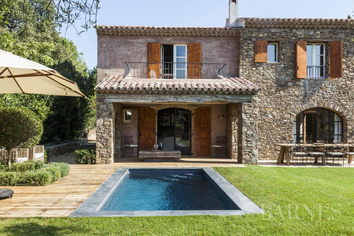 Gassin - Magnificent charming villa in the heart of the vineyards picture 16