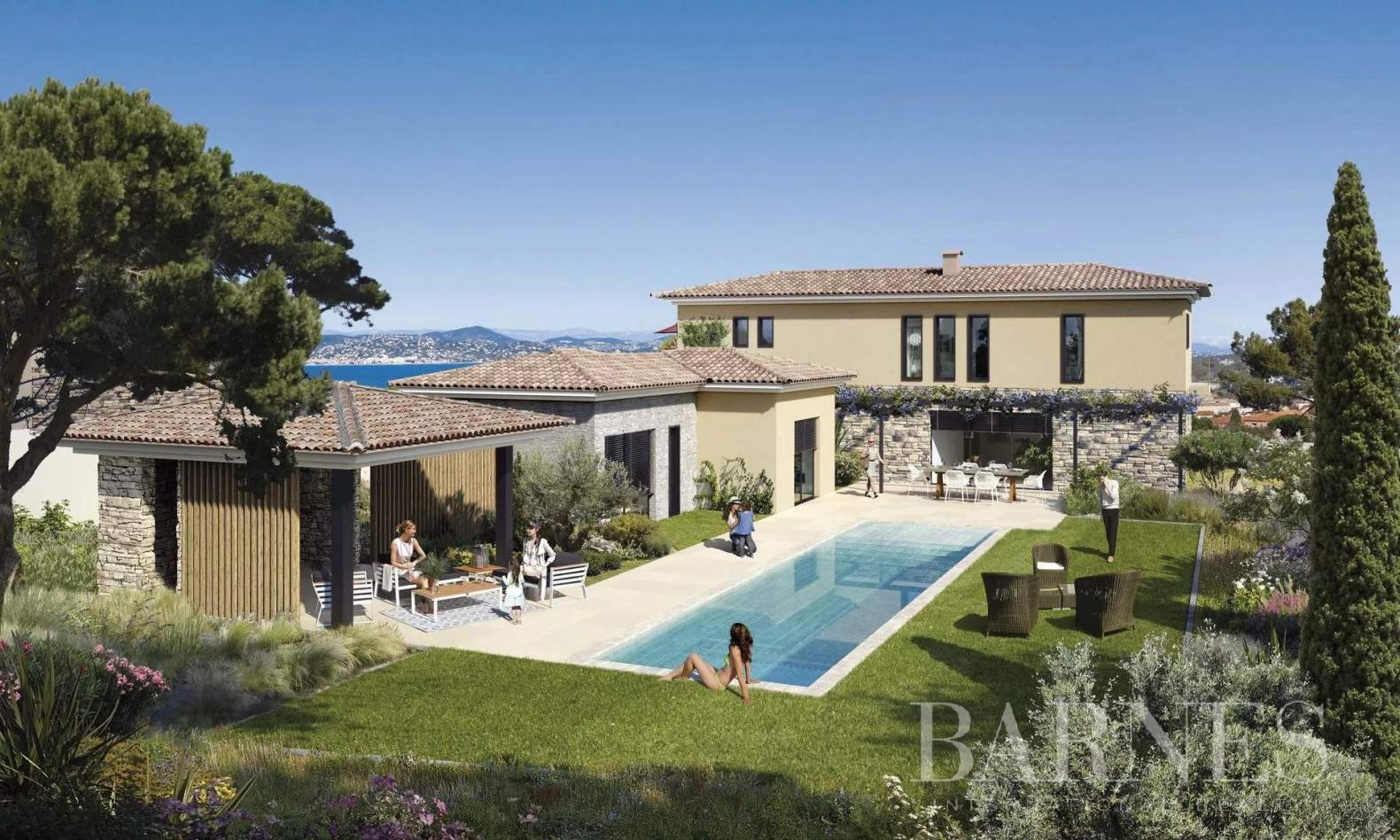 Saint-Tropez  - Building land  - picture 2