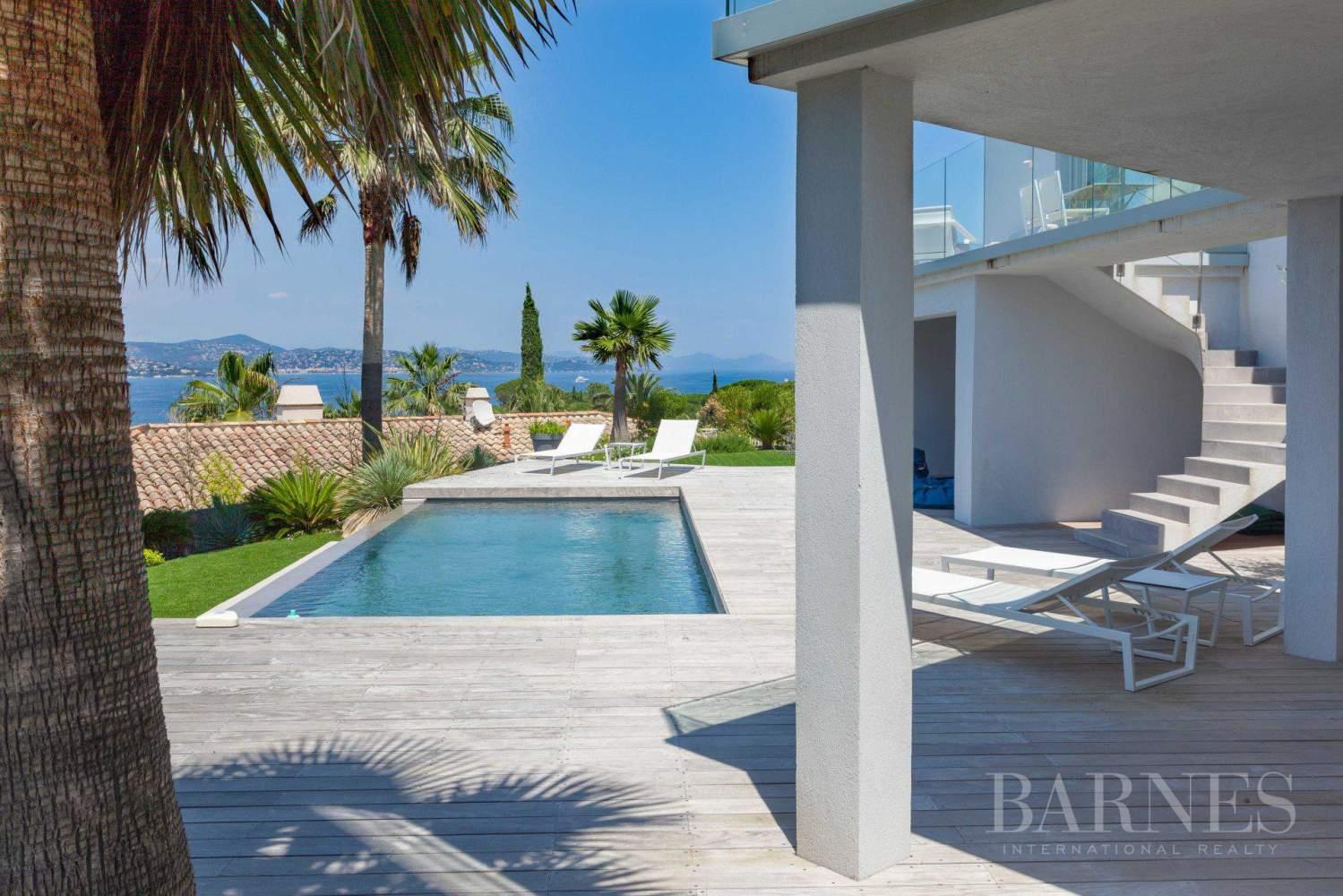 GASSIN - Contemporary house near Saint-Tropez, sea view picture 1