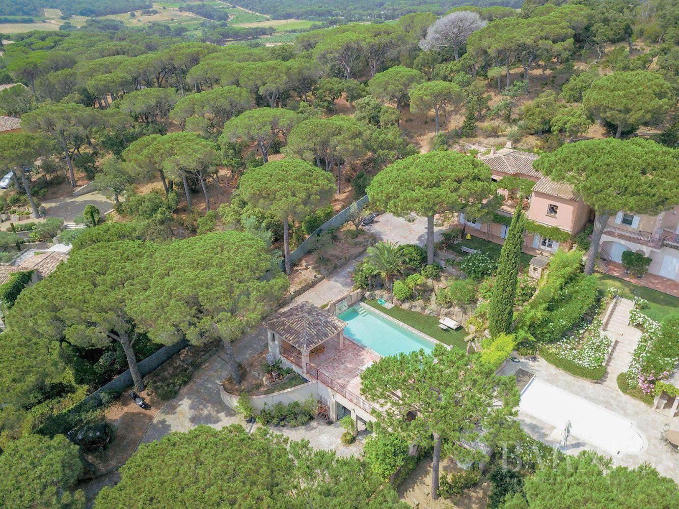 RAMATUELLE - Villa provençale, vue mer, proche de Saint Tropez picture 18