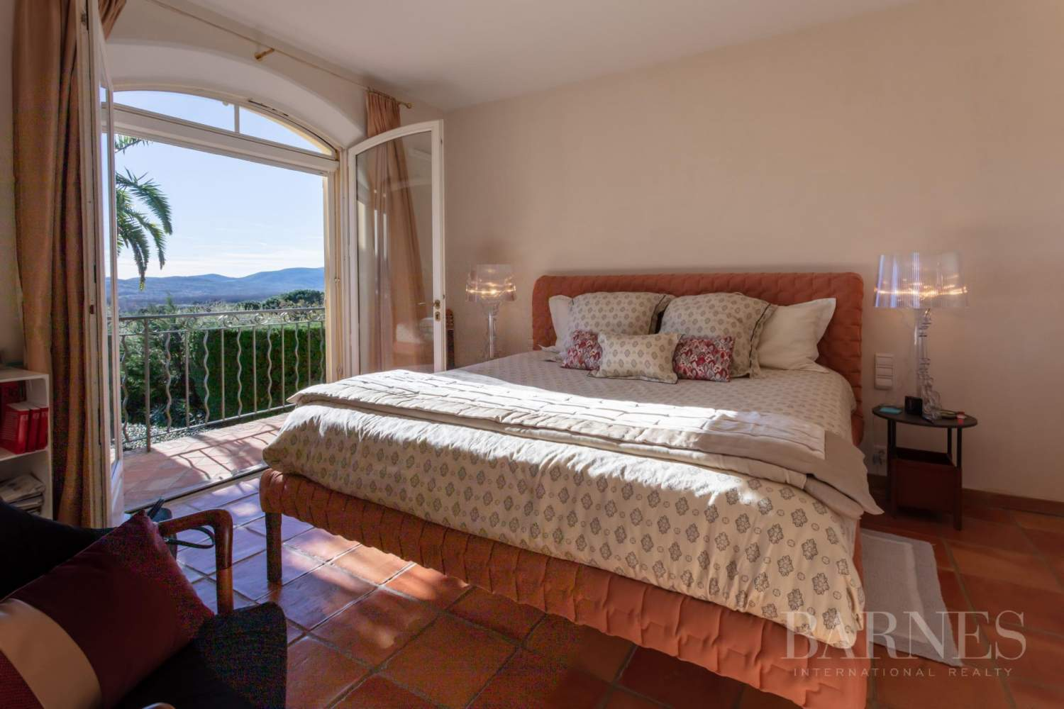 GRIMAUD - Beautiful villa with views of the countryside picture 3