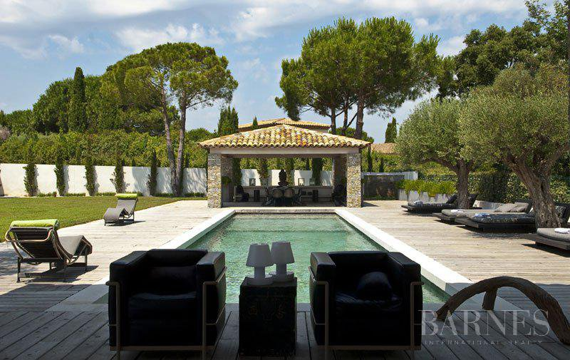 SAINT-TROPEZ - Amazing family property close to the beach picture 2