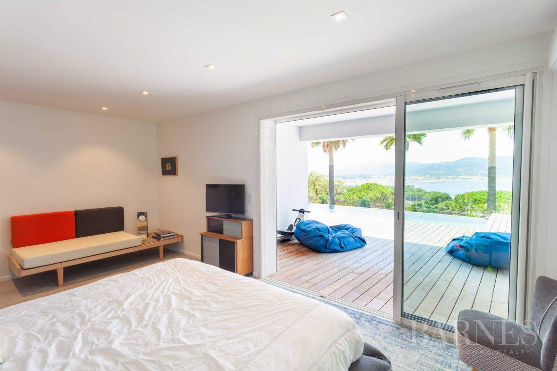 GASSIN - Contemporary house near Saint-Tropez, sea view picture 12