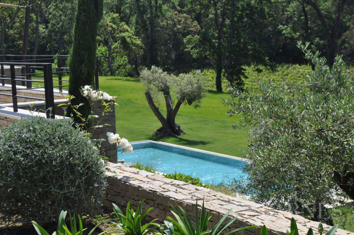 GASSIN - Villa 7 bedrooms - Infinity pool - Golf - Absolute calm and privacy picture 2