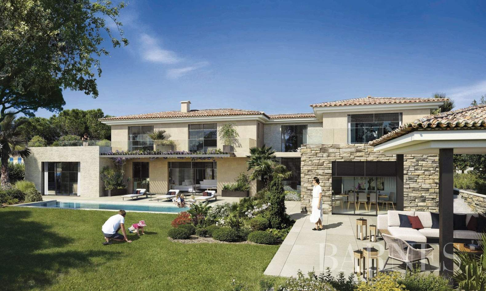 Saint-Tropez  - Building land  - picture 1