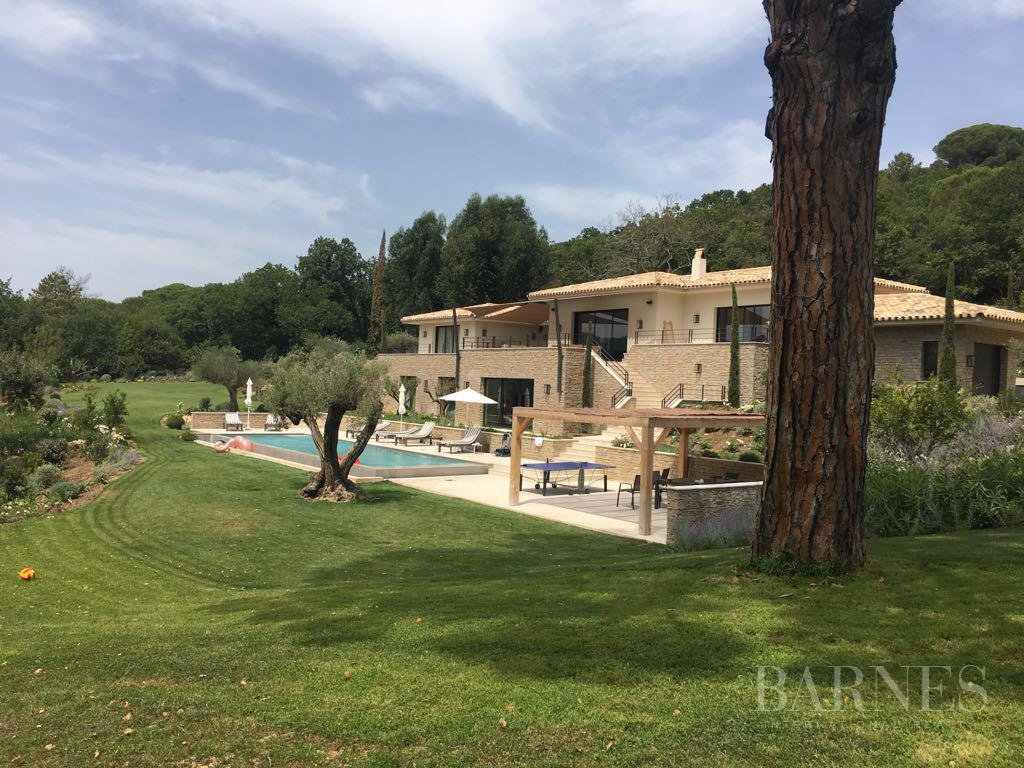 GASSIN - Villa 7 bedrooms - Infinity pool - Golf - Absolute calm and privacy picture 7