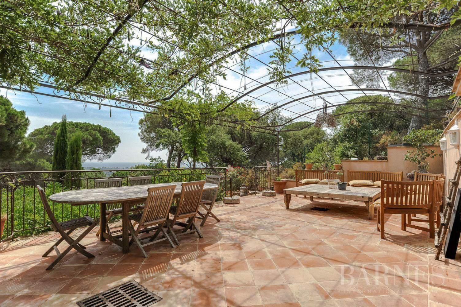 RAMATUELLE - Villa provençale, vue mer, proche de Saint Tropez picture 16